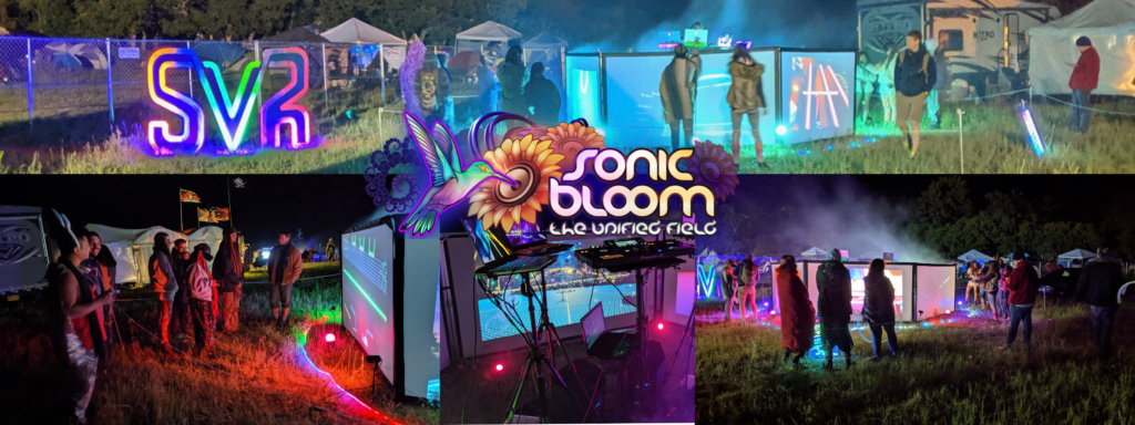 SVR LIVE Debuts with brand new stage at Apogea & Sonic Bloom Festivals